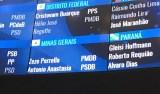 Nome de Aécio Neves é retirado do painel de votações do Senado