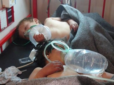 EUA acusam Síria de planejar ataque químico e ameaçam presidente