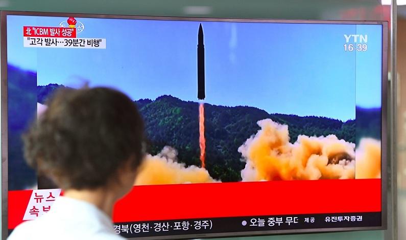 Coreia do Norte diz que testou com sucesso míssil intercontinental