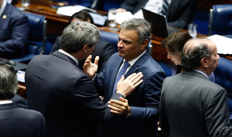 Conselho de Ética arquiva em definitivo processo contra senador Aécio