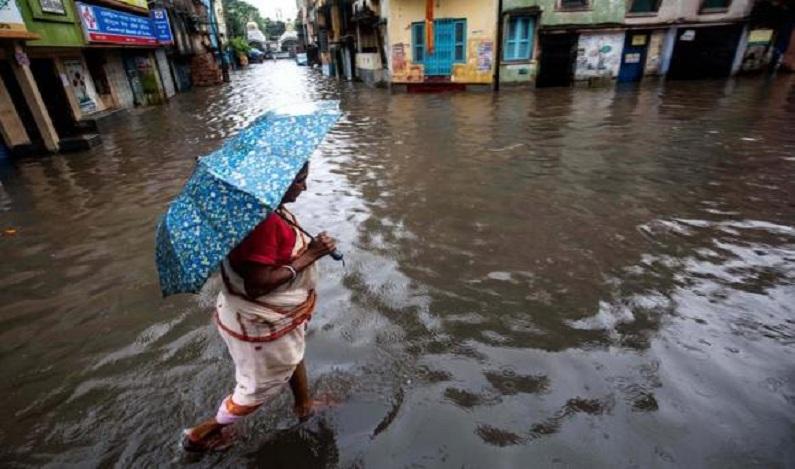 Inundações deixam cerca de 50 pessoas mortas e quase 2 milhões afetadas na Índia
