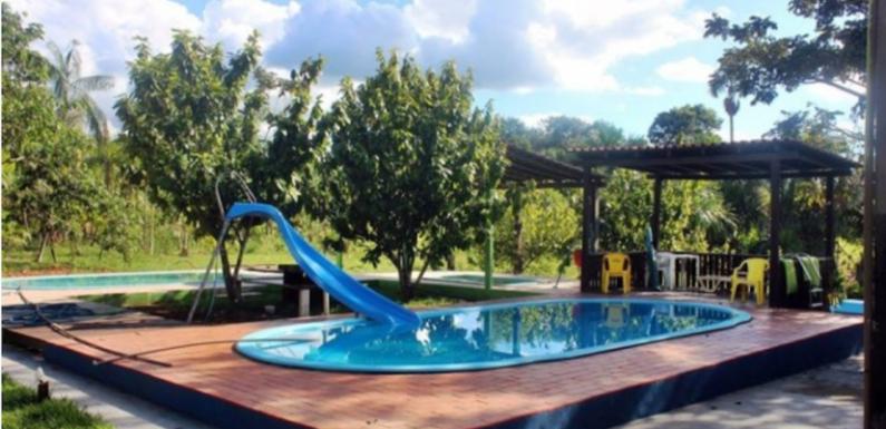 Espaço para locação e camping em Porto Velho é no 'Chico Bento'