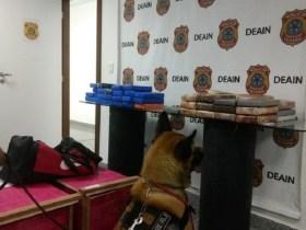 Funcionários são presos no Galeão por tráfico internacional de drogas
