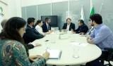 Jean Oliveira discute no ICMBio desenvolvimento sustentável em Rondônia