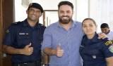 Léo Moraes anuncia reestruturação da Base Comunitária da PM noUlysses Guimarães