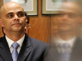 Marcos Valério comparece à sede da PF em Belo Horizonte para depoimento