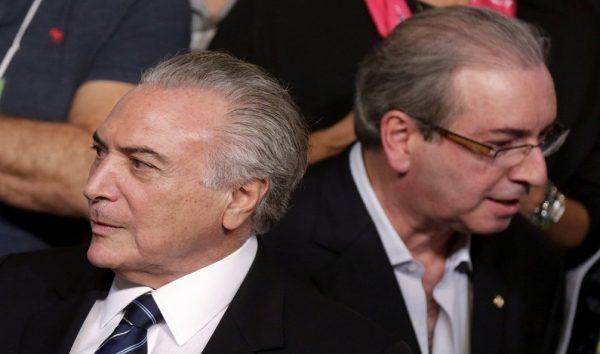 Temer deu aval a R$ 3 milhões em dinheiro vivo a Cunha, diz revista