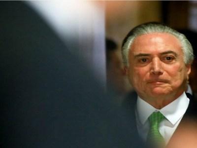 Em meio á crise, Temer libera R$ 1,8 bilhão em verbas para parlamentares
