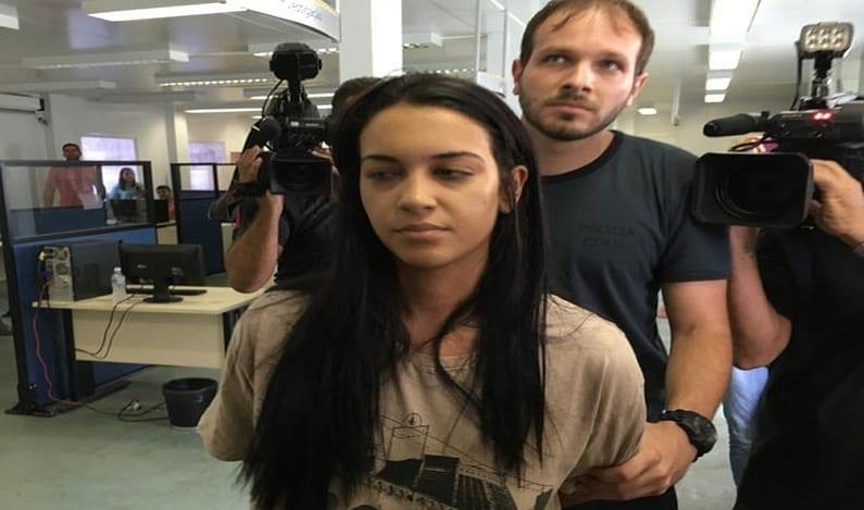 Jovem acusada de mandar matar namorado dono de academias no RJ é condenada a 30 anos de prisão