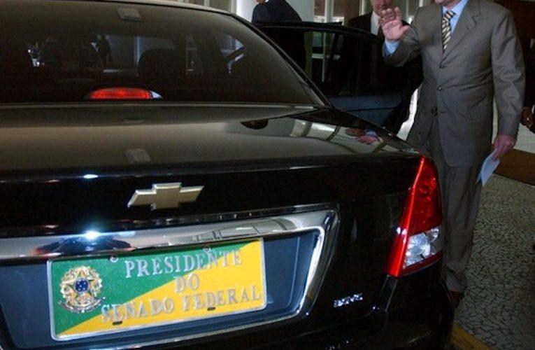 Senado aluga 85 carros zero-quilômetro por R$ 8,3 milhões