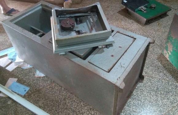 Bandidos arrombam joalheria e roubam joias e cerca de R$ 300 mil em dinheiro em RO
