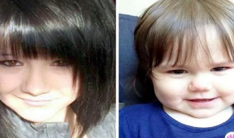 Mãe envia foto da filha para o marido e diz: 'sua última lembrança dela'
