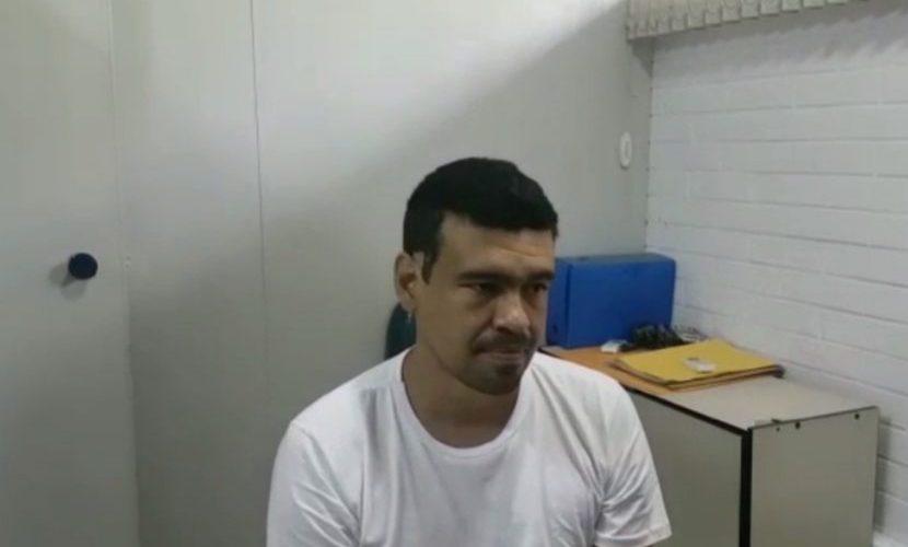 Homem confessa ter matado 'mãe de criação' para assaltar casa