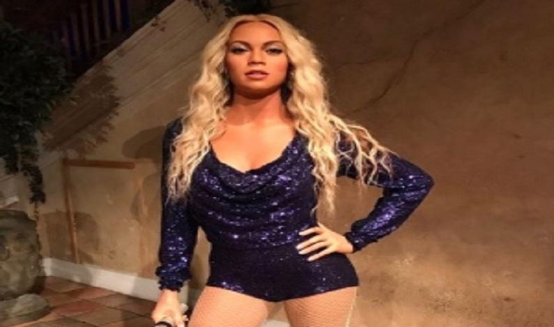 Fãs se revoltam com estátua de Beyoncé 'branca'