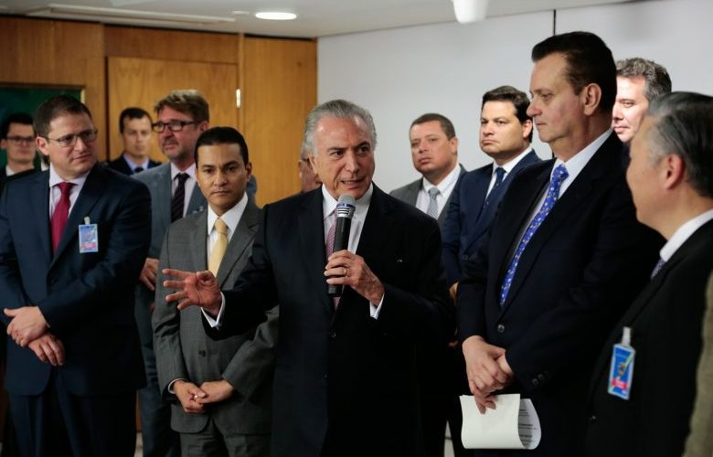 Comissão de Ética abre investigação sobre ministros Kassab e Marcos Pereira