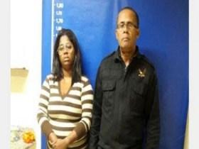 Pai e filha são presos por maus-tratos e abandono de incapaz
