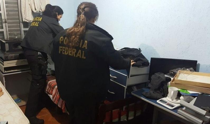 Suspeito é preso em SP por abuso de 30 menores via redes sociais