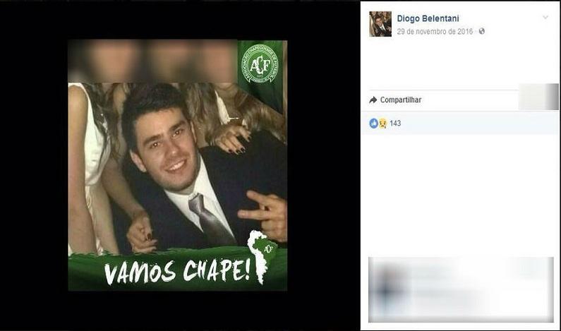 Filho de tenente-coronel da PM morre após ser atingido por tiro acidental em festa