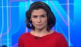 Jornalista Renata Vasconcellos vira novo meme ao ler carta de defesa de Temer