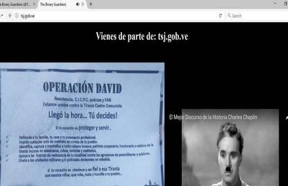 Governo da Venezuela tem sites hackeados 'pela liberdade e direitos civis'