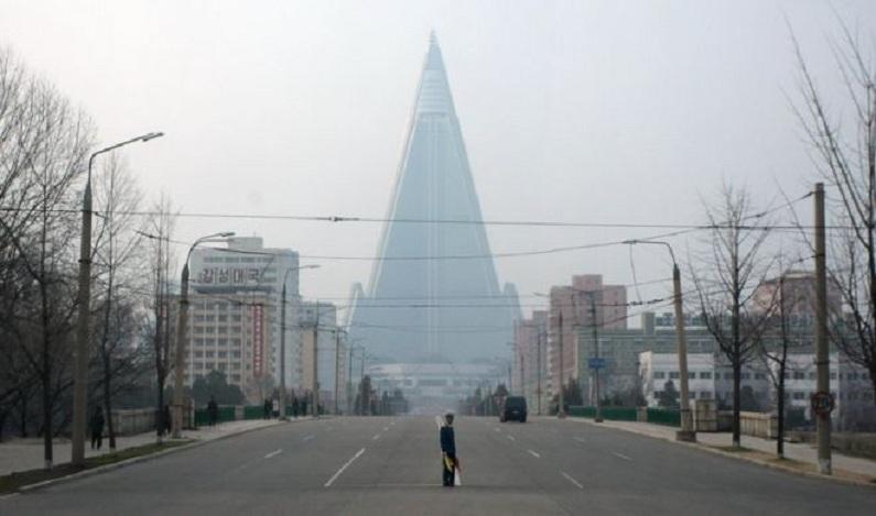 O estranho hotel fantasma da Coreia do Norte, que não tem nenhum hóspede há 30 anos