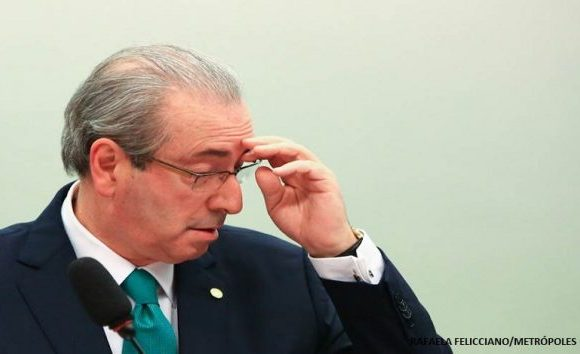 Toffoli rejeita pedidos de liberdade para Eduardo Cunha