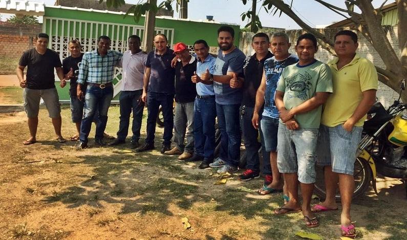 Léo Moraes visita Machadinho do Oeste, Nova Mamoré e Guajará Mirim