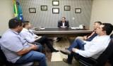 Maurão se reúne com empresário sul-coreano, que mostra interesse em investir em Rondônia