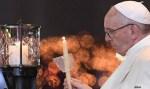 """Em vídeo, Estado Islâmico ameaça Papa Francisco: """"Chegaremos a Roma"""""""