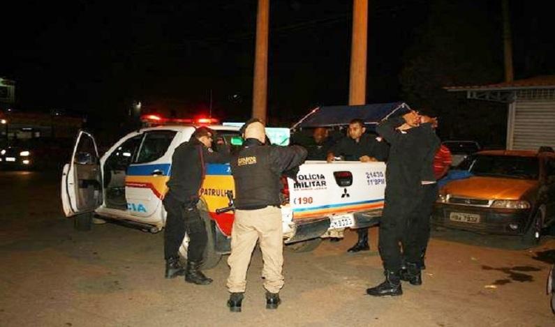 Quadrilha armada é presa ao tentar invadir show de Wesley Safadão em MG