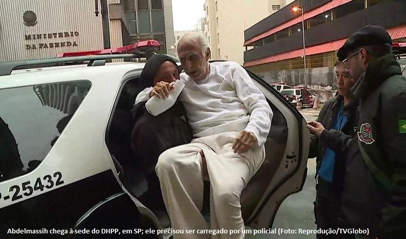 Após decisão do TJ, Abdelmassih deixa sua casa em SP rumo à prisão