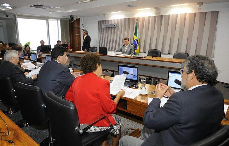 """""""Não é correto o produtor brasileiro pagar a conta da incompetência"""", diz Cassol ao comemorar aprovação de MP"""