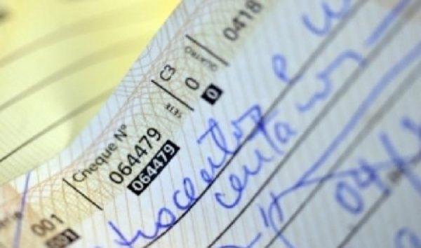 Cheques de qualquer valor serão compensados em um dia útil a partir desta segunda
