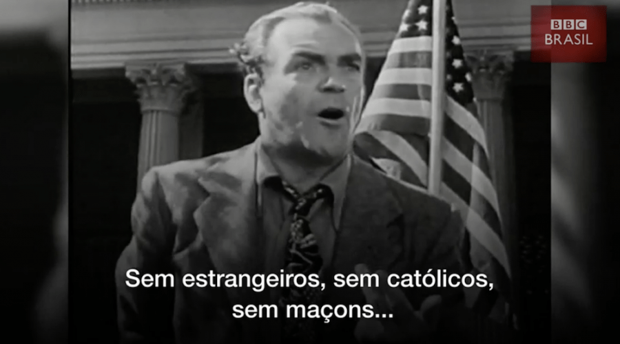 A propaganda antifascista dos EUA dos anos 1940 que é igual aos discursos da direita atual