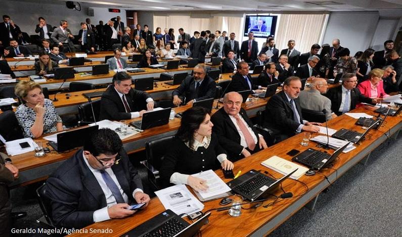 CCJ aprova emenda de Plenário a projeto que altera a Lei Maria da Penha