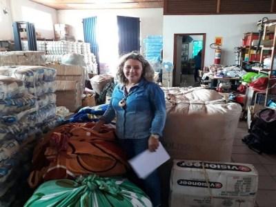 Receita Federal doa R$ 63 mil em materiais apreendidos para alunos de centro técnico em RO