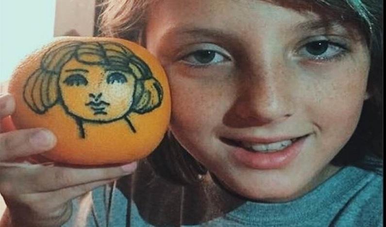 Garoto de 12 anos vira tatuador e surpreende internautas