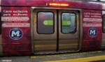 Decreto regulamenta vagão exclusivo para mulheres em trens e metrô do Rio