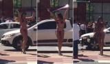 Motorista se distrai vendo mulheres de biquíni e bate carro na Avenida Paulista; veja vídeo