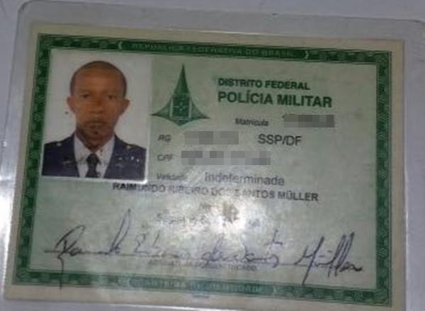 Sargento Raimundo Ribeiro dos Santos Muller