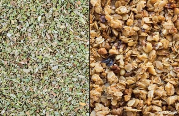 Teste encontra inseto em orégano e pelo de rato em granola
