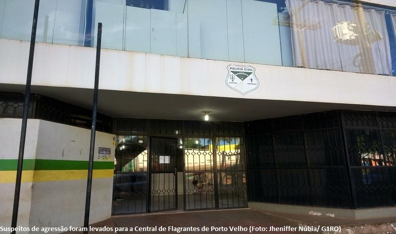 Mulher é presa após agredir companheira que decidiu se separar, em Porto Velho