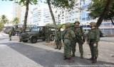 Polícia e Forças Armadas fazem operação em sete comunidades do Rio