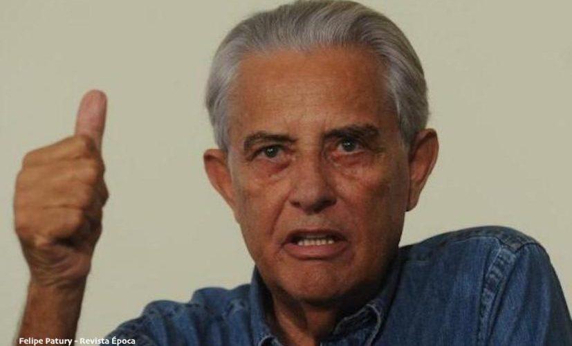 Ex-governador do DF Joaquim Roriz tem a perna amputada por complicação do diabetes