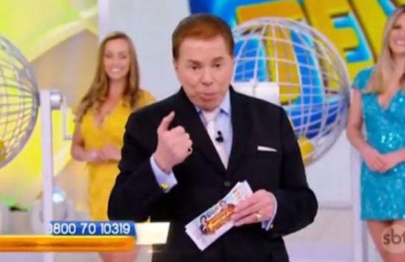 Silvio Santos está preso nos EUA por causa do furacão Irma