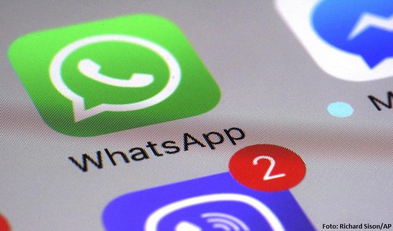 Como enviar localização em tempo real no WhatsApp