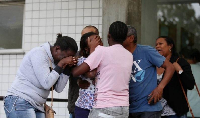 Suspeito de matar menina e esconder corpo em mala se entrega à polícia