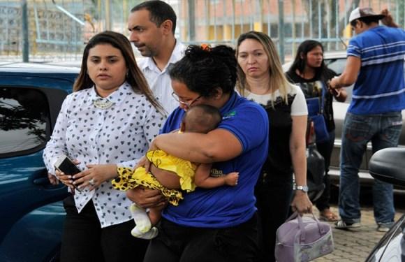 Mãe troca bebê de 5 meses por cachaça e diz que não se arrepende, em Manaus