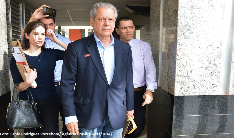 OAB intima José Dirceu a devolver carteira de advogado