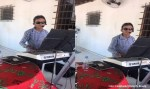 Baterista do Pink Floyd compartilha vídeo de brasileiro que se arriscou com cover bizarro